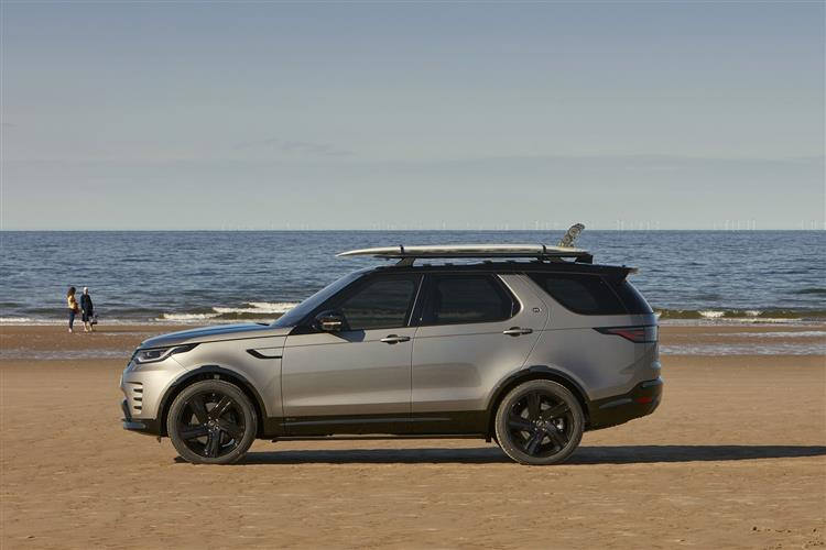 Discovery SUV