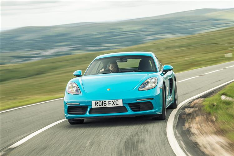 Cayman Coupe